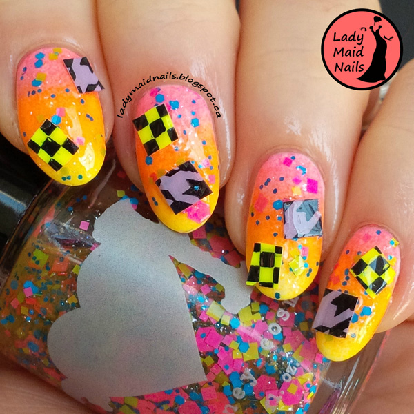 ladymaidnails-80s-madness