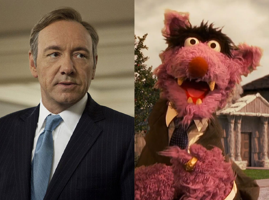 Picture of Sesame Street House of Cards Parody