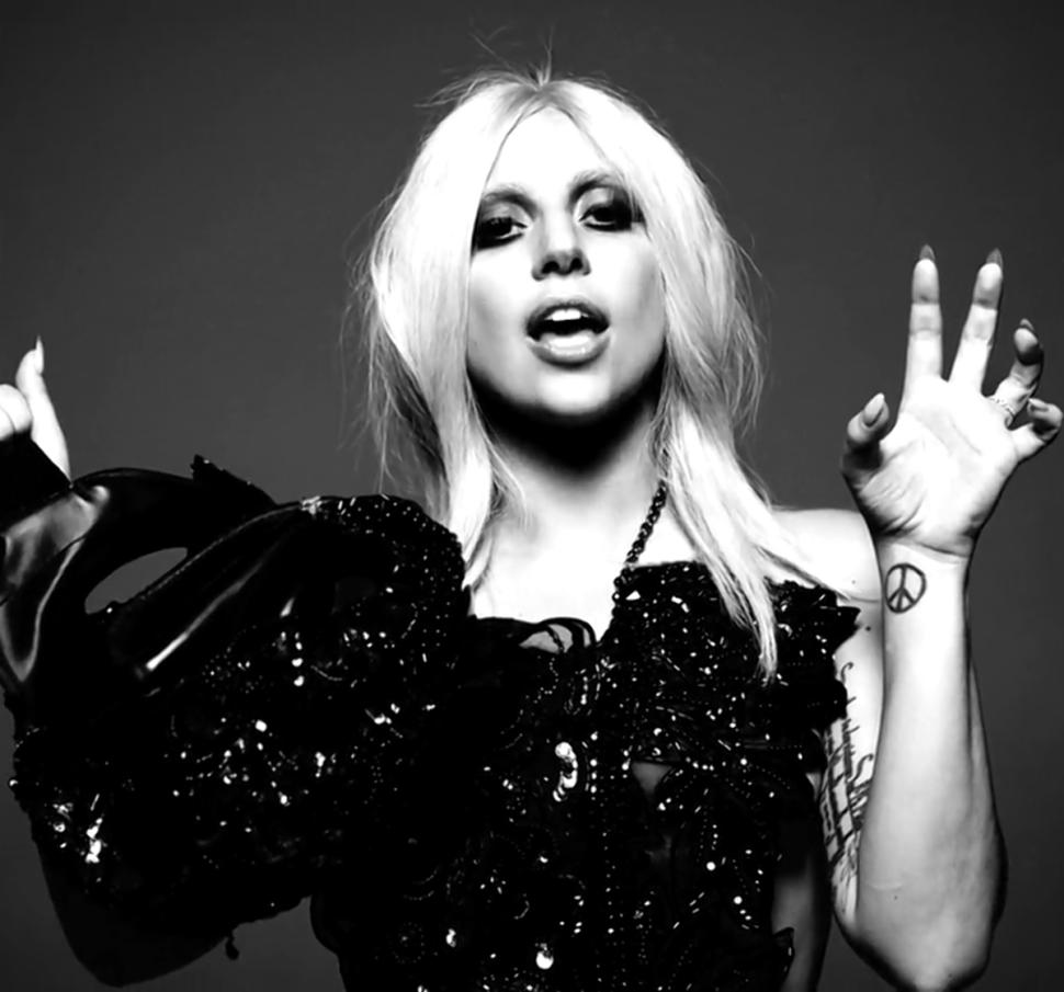Picture of Lady Gaga Americna Horror Story Hotel