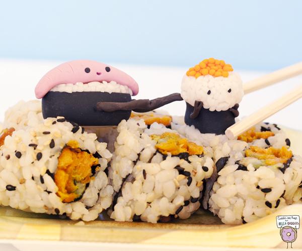 Sushi IRL_HG
