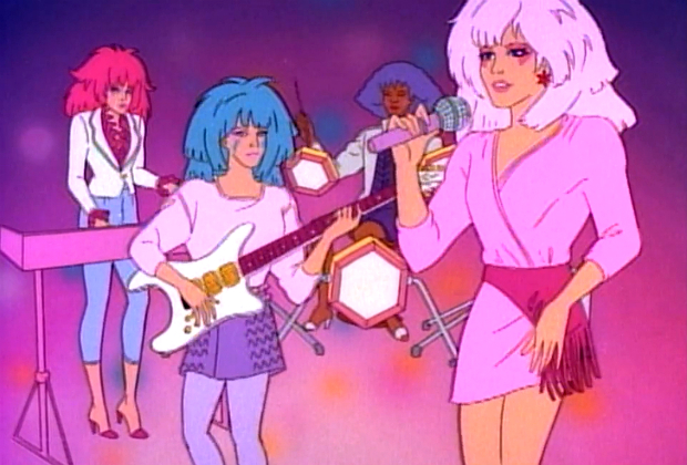Picture of Jem and the Holograms Group