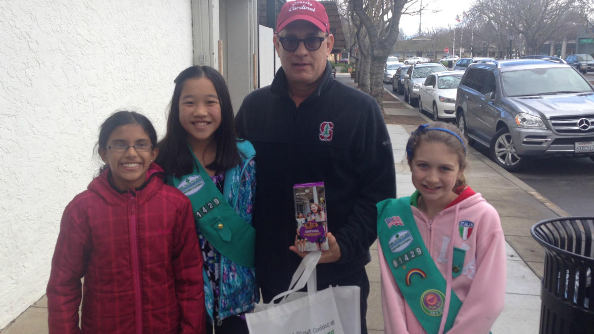 Tom+Hanks+Girl+Scout+Cookie