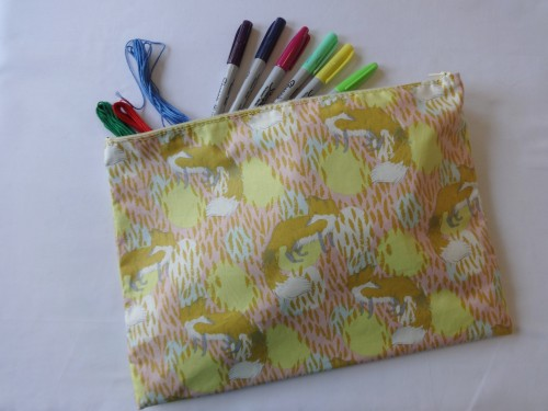 Zippered Pouch Image 6:Featured Image
