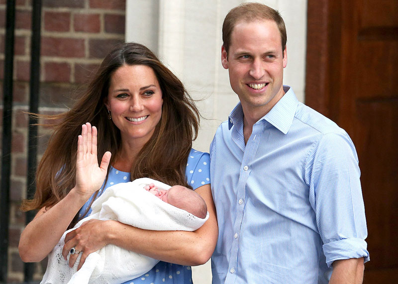 kate william baby