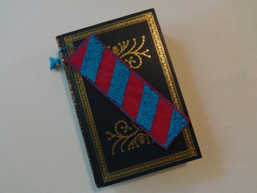 Embroidered Bookmark Image 6:Featured Image