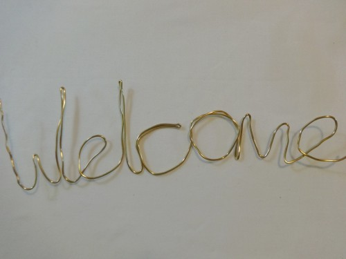 Wire Sign Image 3:Featured Image