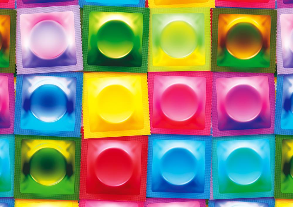 condoms that detect STIs