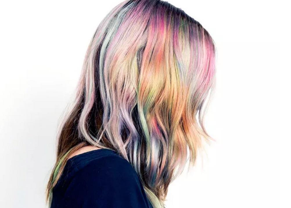 nylon hair