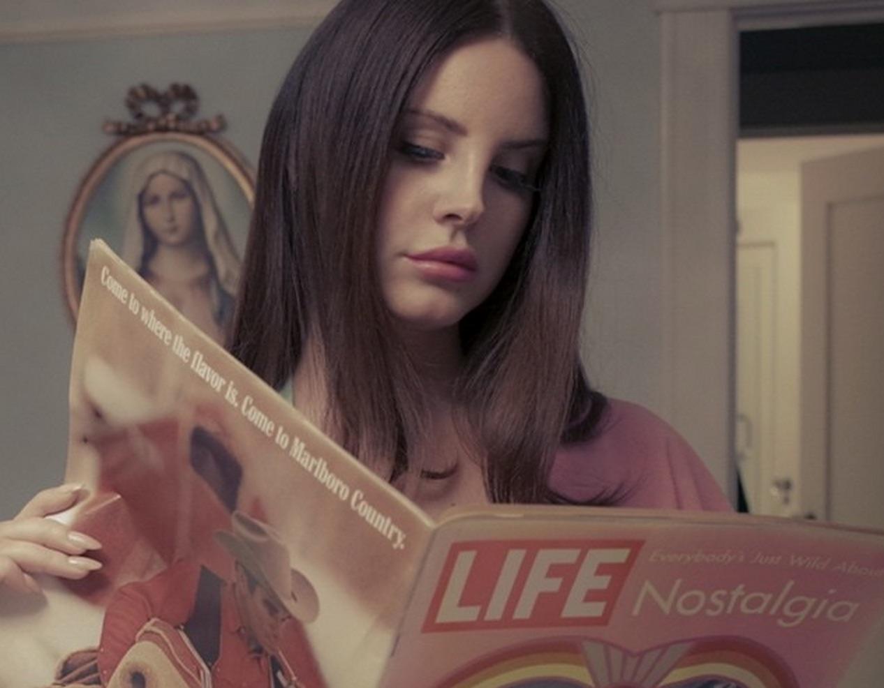 Lana Del Rey Honeymoon