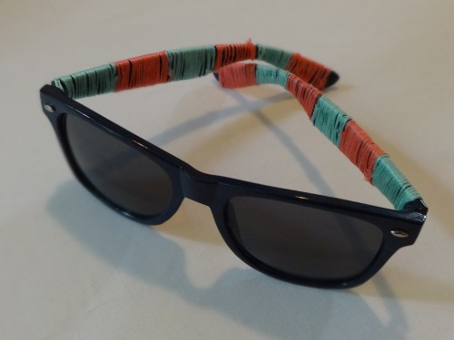Wrapped Sunglasses Image 3:Featured Image