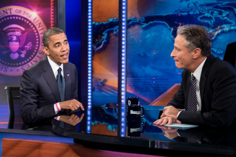 55aa6d059e9755183d97428d_obama-daily-show-jon-stewart-GettyImages-154351530