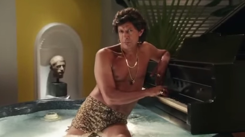 jeff goldblum commercial