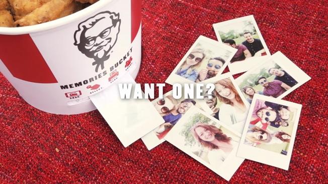 KFC printer