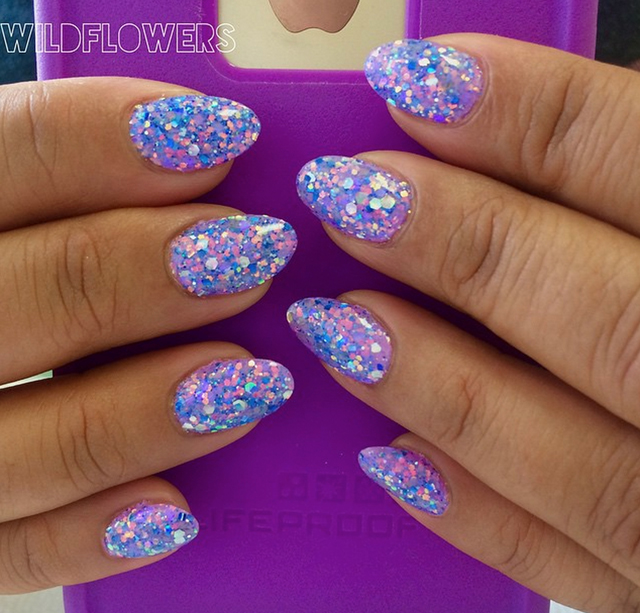 wildflowers-nails-glitter-mix