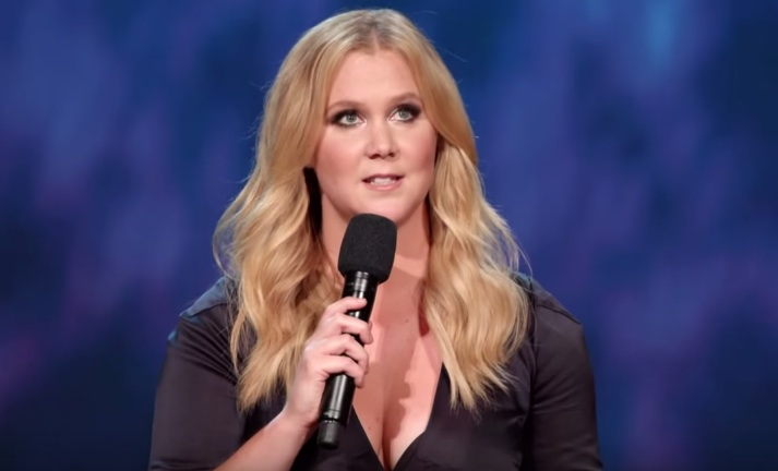 amy schumer hbo special