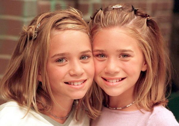 Picture of the Olsen Twins Teens