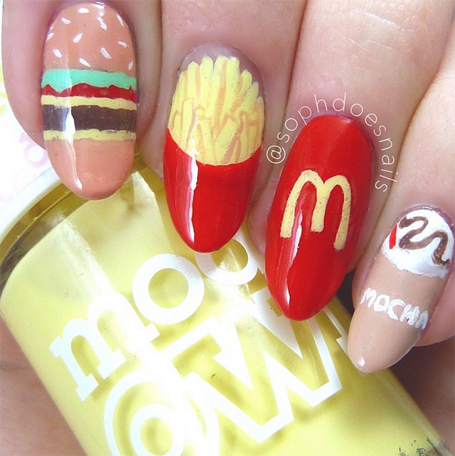 sophdoesnails-golden-arches