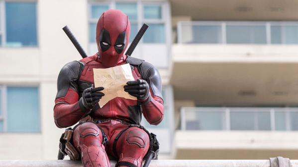 Picture of Ryan Reynolds as Deadpool