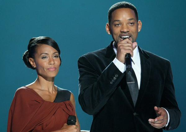 Picture of Will and Jada Pinkett Smith