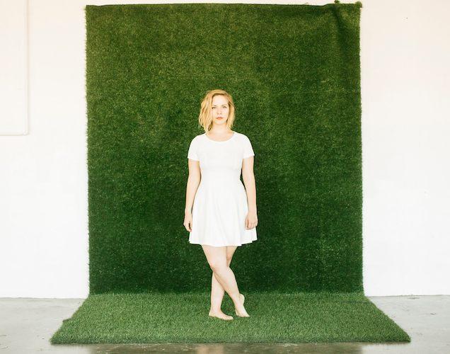 Julia Nunes by Catie Laffoon