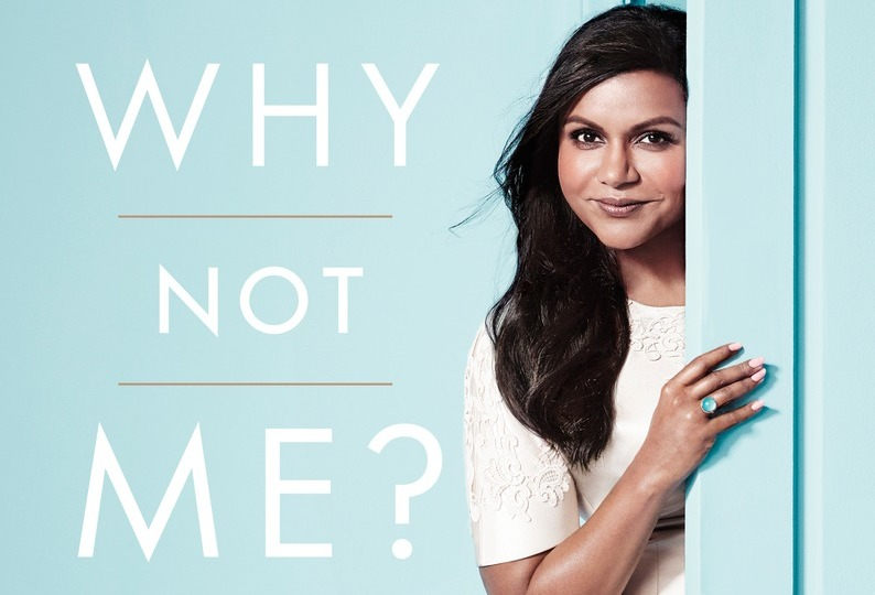 mindy kaling cover image