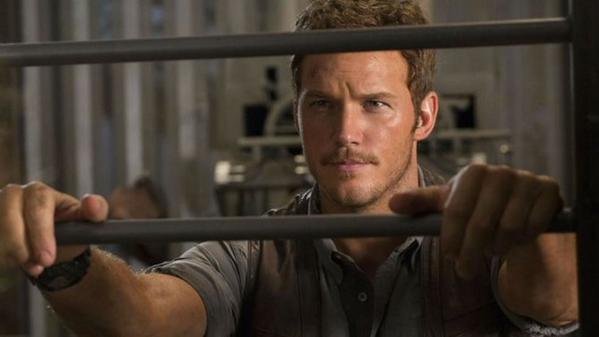 Picture of Chris Pratt in Jurassic World