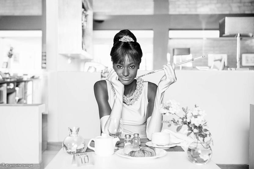 """Breakfast at ONOMO's"" by Antoine Tempé"