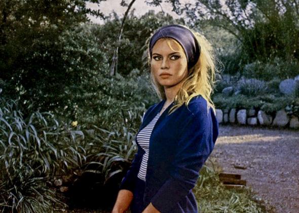 Brigitte Bardot in Contempt