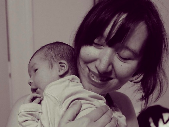 Karen O baby