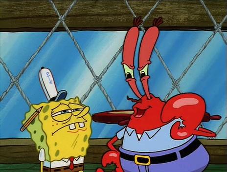 Sad_SpongeBob_with_Angry_Mr._Krabs copy