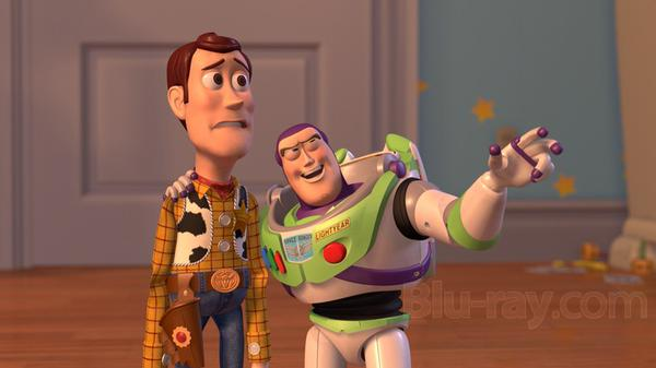 Picture of Buzz and Woody