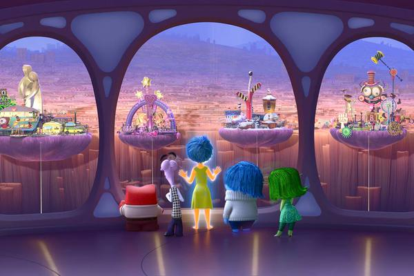 Picture of Inside Out Movie
