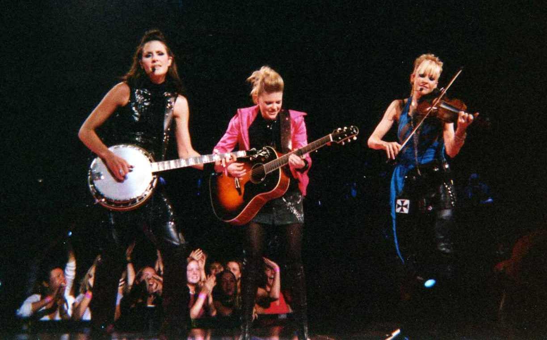 DixieChicksMSG062003