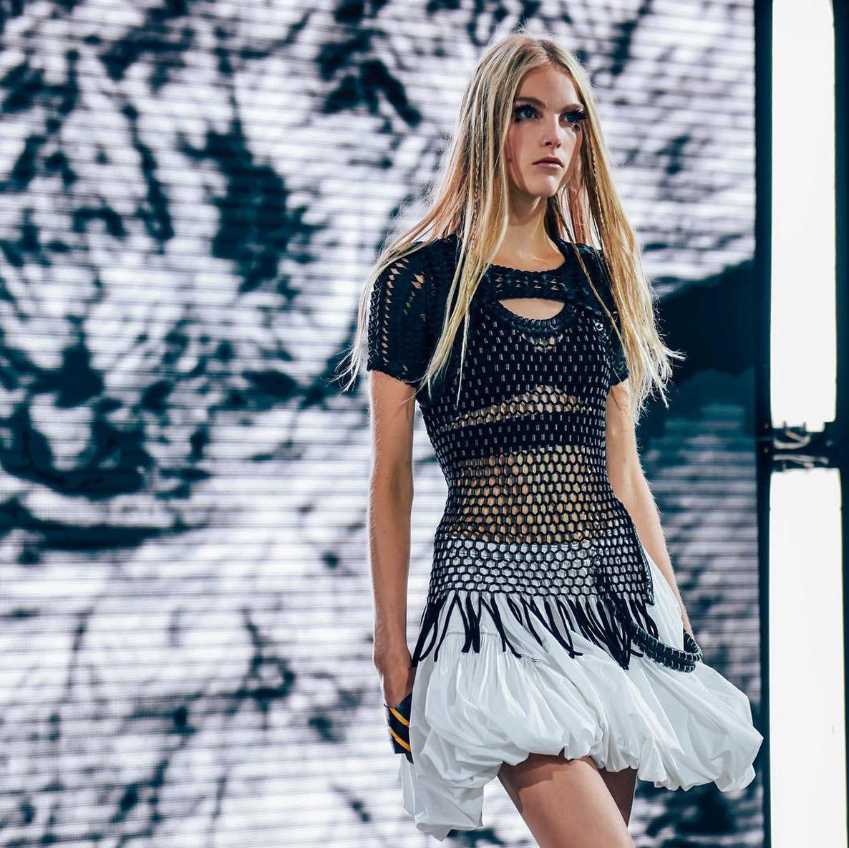 Picture of Louis Vuitton Bubble skirt