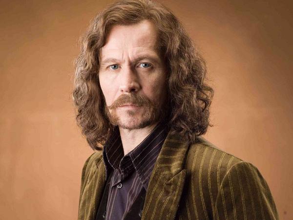 Picture of Sirius Black