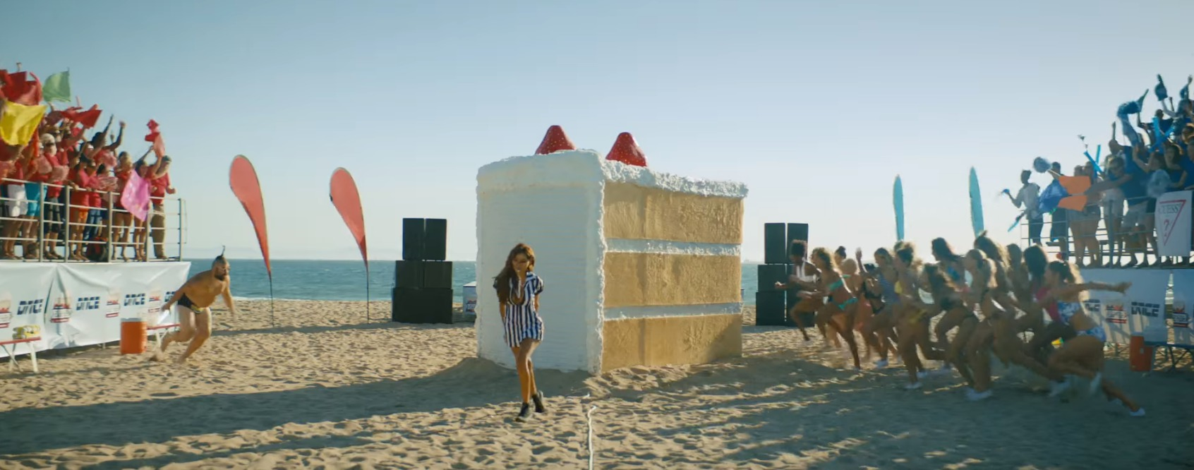 Picture of DNCE Cake by the Ocean Music Video