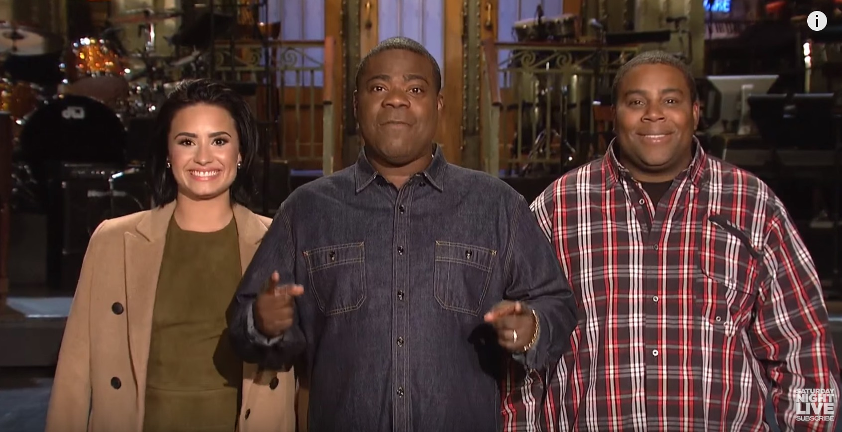 Picture of Tracy Morgan SNL Promo