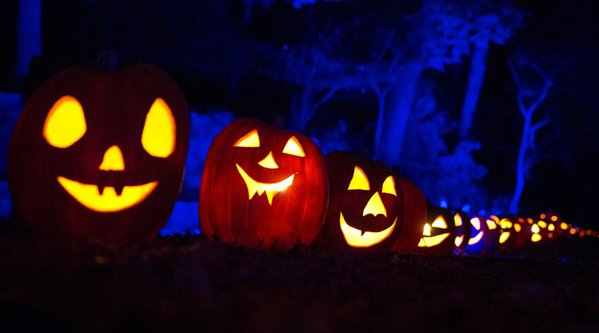 Picture of Jack-o'-Lanterns