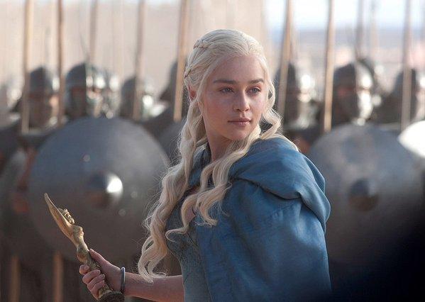 Picture of Queen Khaleesi