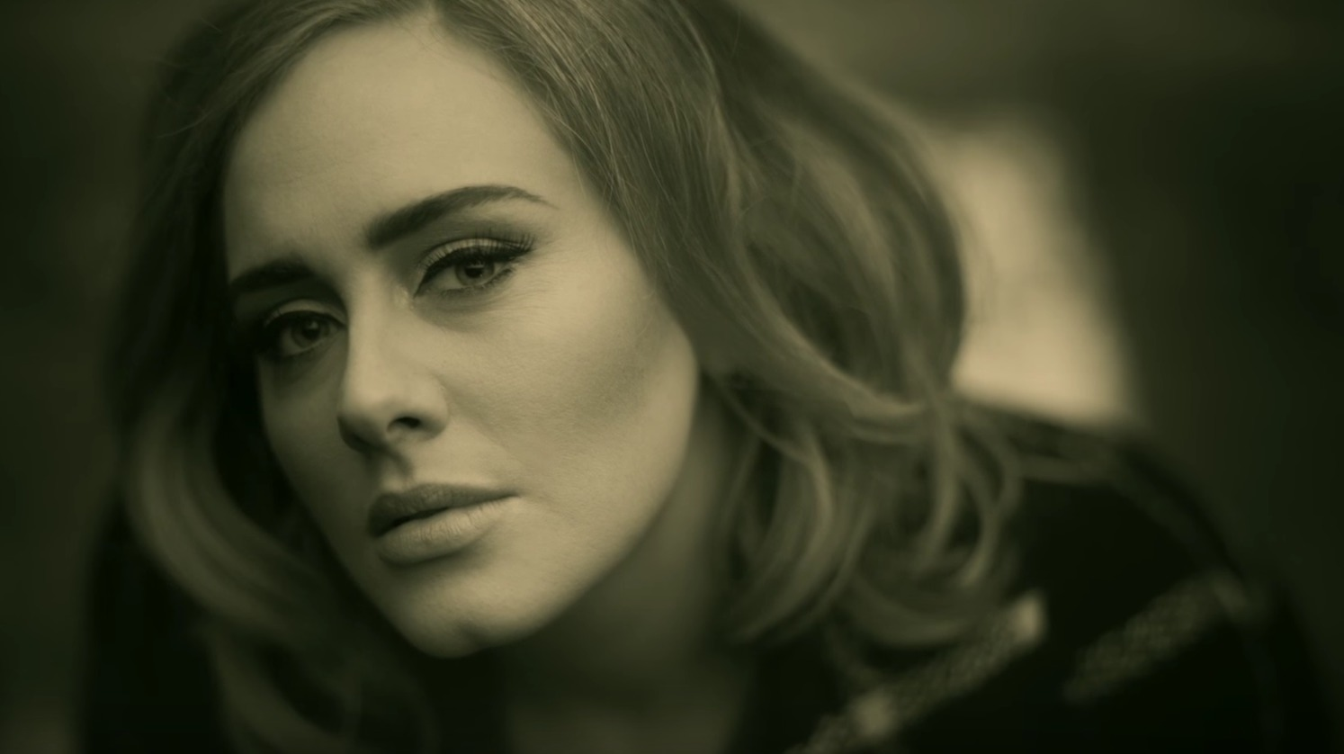 Picture of Adele Hello Video
