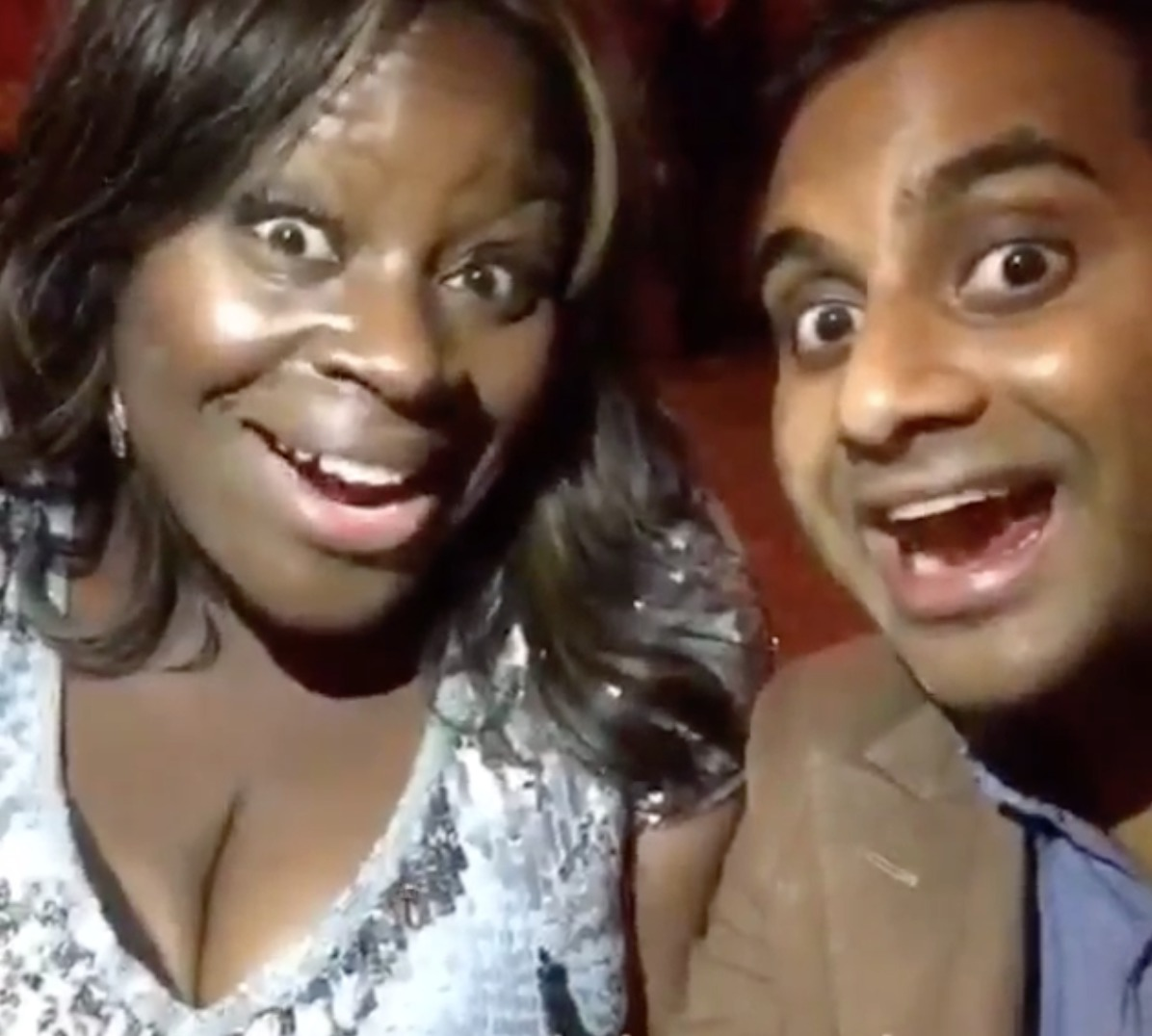 Picture of Tom and Donna Treat Yo Self Reunion Dubsmash