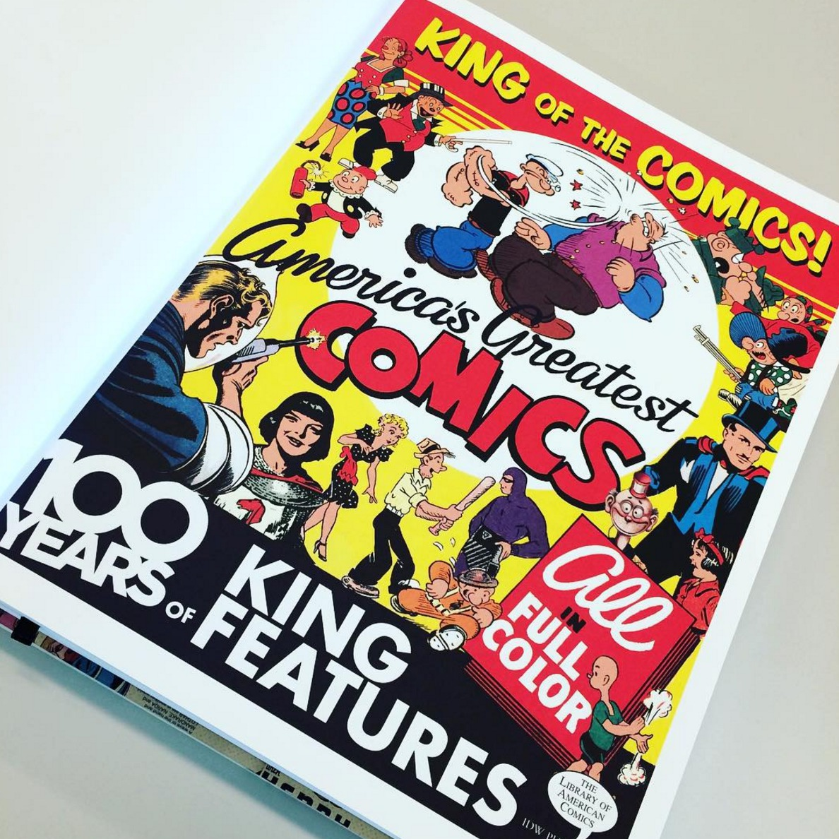 Picture of King Features Syndicate