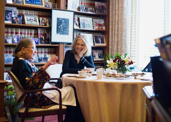 Steinem Ginsburg