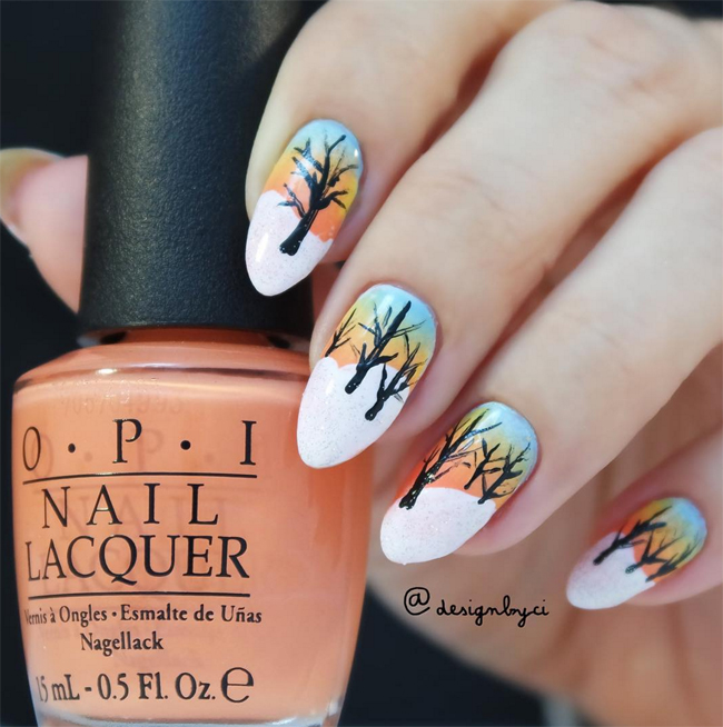 designbyci-sunset-winter-nails