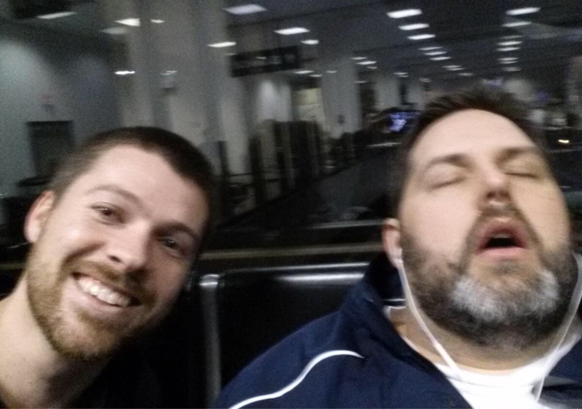 Picture of Epic Viral Sleeping Selfie