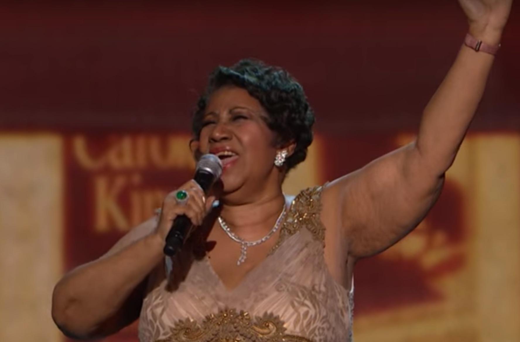 Aretha Franklin cover