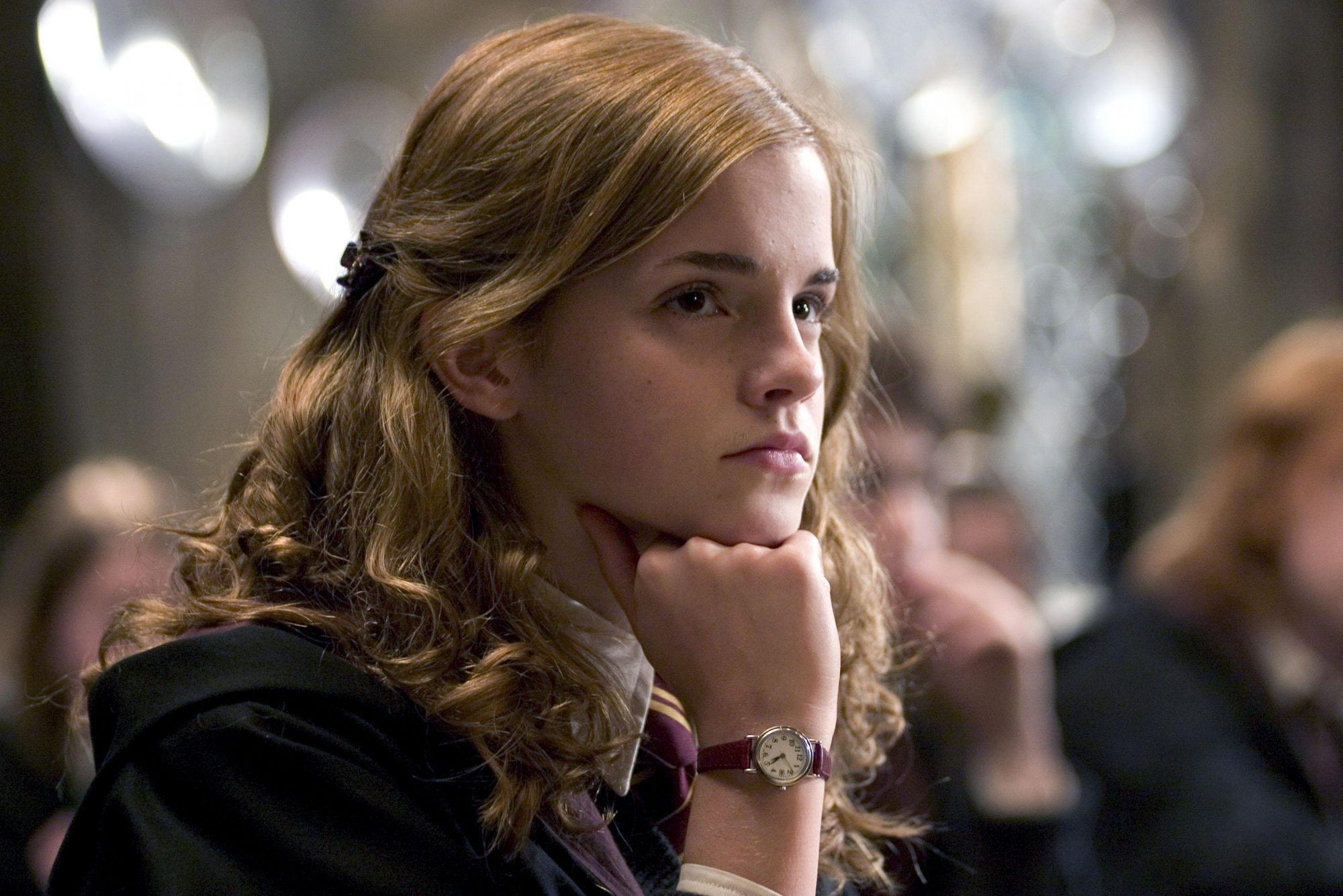 Picture of Emma Watson as Hermione