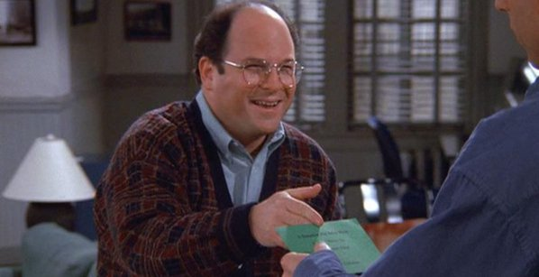 Picture of George Costanza