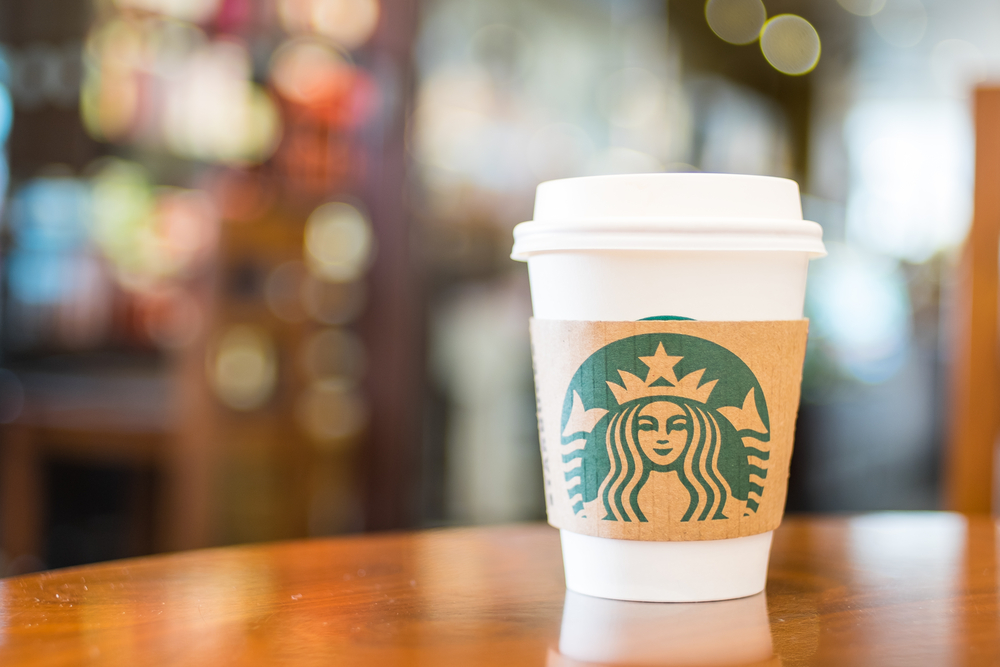 Picture of Starbucks Coffee Cup