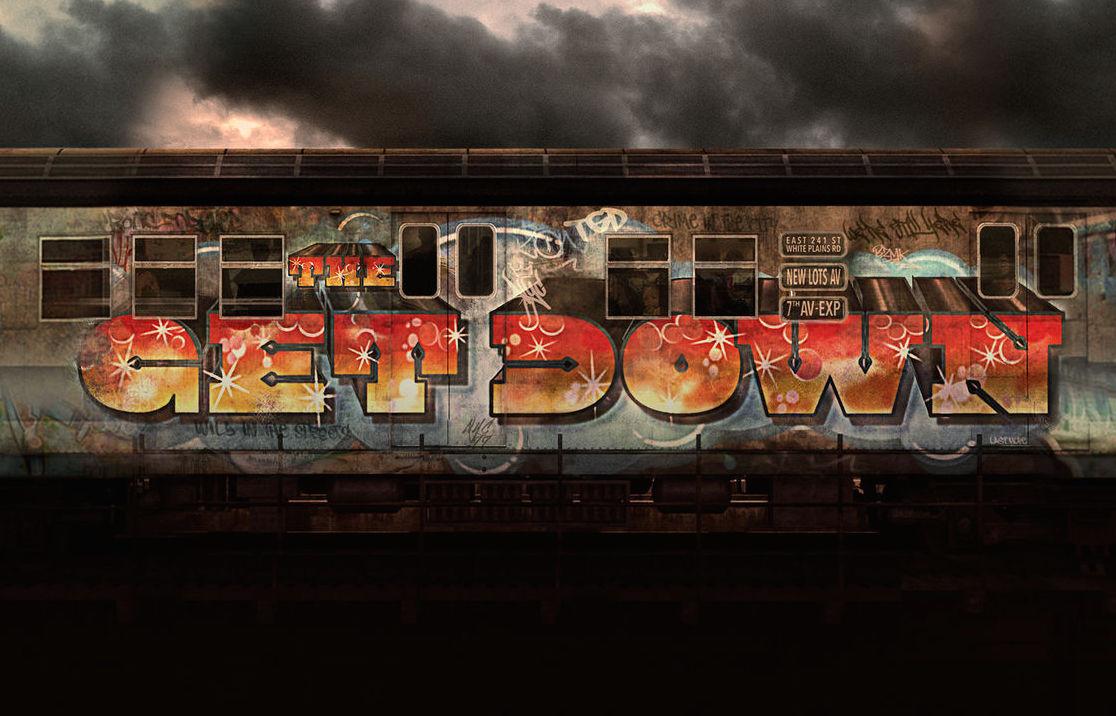 The Get Down:Netflix